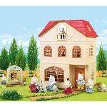 Epoch Sylvanian Families - Coffret maison aux 3 histoires