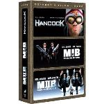Coffret Will Smith - Hancock + Men in black + Men in black 2