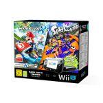 Nintendo Wii U 32 Go + Mario Kart 8 préinstallé + Splatoon