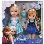 Taldec Coffret Anna, Elsa et Olaf (La Reine des neiges)