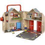 Ouaps La grande caserne de Sam le pompier