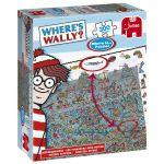 Jumbo Puzzle Où est Charlie? Charlie à la plage 300 pièces