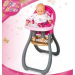 Smoby Chaise haute Baby Nurse