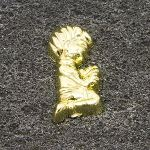 10 figurines en plastique Communion garçon