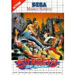 Streets of Rage sur Master System