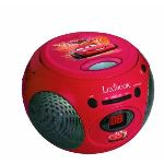 Lexibook RCD102D - Poste radio CD Cars