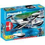 Playmobil 4445 - Policiers et hydravion