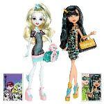 Mattel Monster High Lagoona Blue et Cléo de Nile