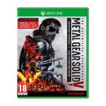 Metal Gear Solid V : The Definitive Experience sur XBOX One