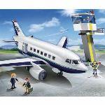 Playmobil 5261 City Action - Avion et tour de contrôle