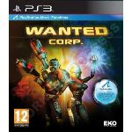 Wanted Corp. sur PS3