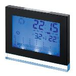 Clip Sonic SL233 - Station météo hygromètre Bluelight pour température extérieure