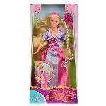 Simba Toys Steffi Love Princesse Raiponce aux cheveux magiques