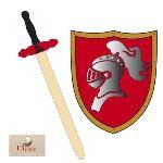 Ulysse Bouclier et épée chevalier