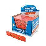 Silverline 868507 - Boîte présentoir de 40 niveaux de poche de 23 cm