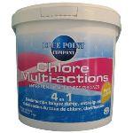 Blue Point Company Chlore multi-actions 4 en 1 - 5 kg