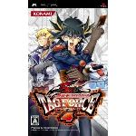 Yu-Gi-Oh! 5D's Tag Force 4 sur PSP