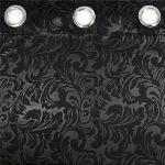 Rideau à oeillets occultant Design (140 x 240 cm)
