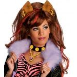 Perruque Clawdeen Wolf Monster High