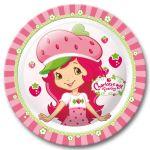 Spel 000712 - Assiette plate Charlotte aux fraises