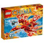 Lego 70221 - Legends of Chima : L'ultime Phoenix de feu
