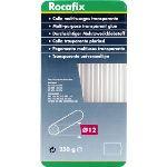 Rapid 40107362 - Colle transparente Ø12mm long. 190mm