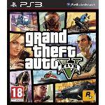Grand Theft Auto V (GTA V) sur PS3