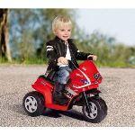 Peg Perego Moto électrique 3 roues Mini Ducati