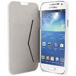 Muvit MUFLF0011 - Étui flip folio pour Samsung Galaxy S4 mini