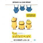 Les Minions + Moi Moche et Méchant 1 & 2