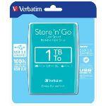 "Verbatim Store 'n' Go Portable 1 To - Disque dur externe 2.5"" USB 3.0"