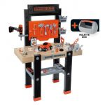 Smoby 360705 - Établi Black & Decker Bricolo center + caisse