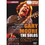 Lick library learn to play : Moore gary the solo