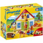 Playmobil 6750 - 1.2.3 : Coffret ferme