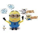 Mondo Figurine parlante Minion Dave - Moi, Moche & Méchant 2