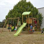 Soulet Cumulus - Aire de jeux en bois 2,35 m