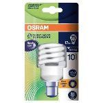 Osram Ampoule fluocompacte Dulux Superstar micro twist 15W 825 B22D