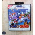 Sonic the Hedgehog Chaos sur Master System