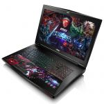 "MSI GT72S 6QE-483FR Dominator Pro G Heroes of the Storm - 17.3"" avec Core i7-6820HK 2.7 GHz"