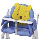 Hauck Réducteur de siège Deluxe Winnie l'ourson pour chaises hautes évolutives