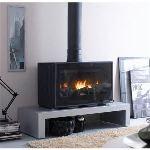 Godin 373126 - Poêle à bois Mérapi 2 14 kw