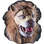 Smiffy's Masque de lion avec poils