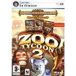 Zoo Tycoon 2 Zookeeper Collection : Le jeu + les extensions Aventure Africaine et Especes en Danger sur PC