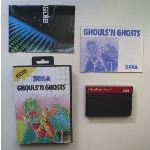 Ghouls'n Ghosts sur Master System