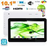 """Yonis Y-tt35g24 - Tablette tactile 10.1"""" sous Android 4.2 (8 Go interne + Micro SD 16 Go)"""