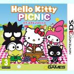Hello Kitty Picnic with Sanrio Friends sur 3DS