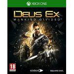 Deus Ex Mankind Divided sur XBOX One