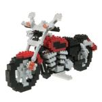 Kawada Nanoblock - Motorcycle 420 pièces
