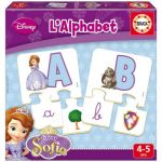 Educa J'apprends... L'Alphabet Princesse Sofia