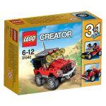 Lego 31040 - Creator : Les bolides du désert